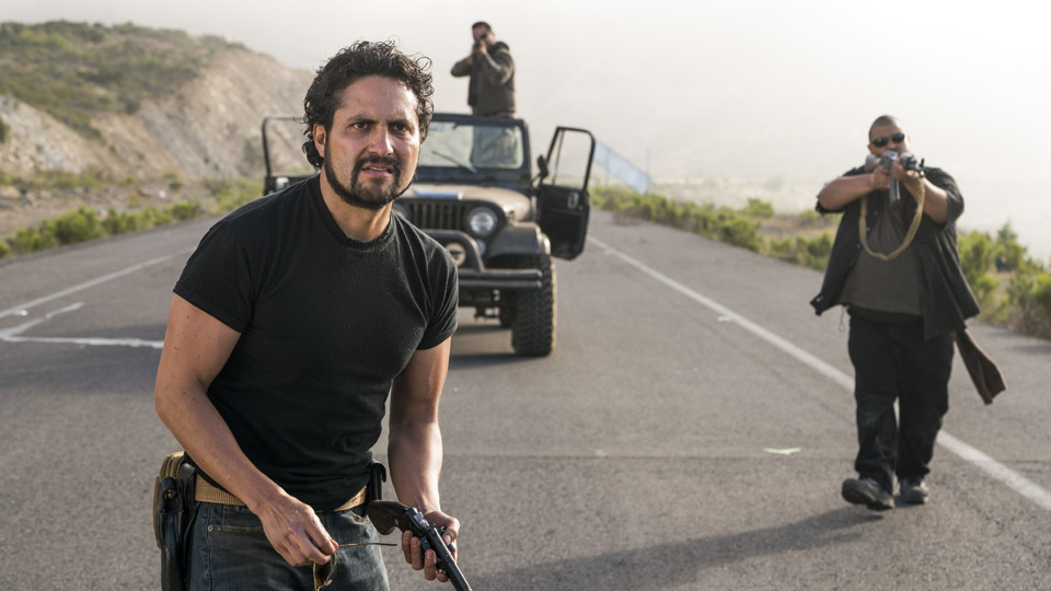 Episodio 8 Foto de Richard Foreman/AMC
