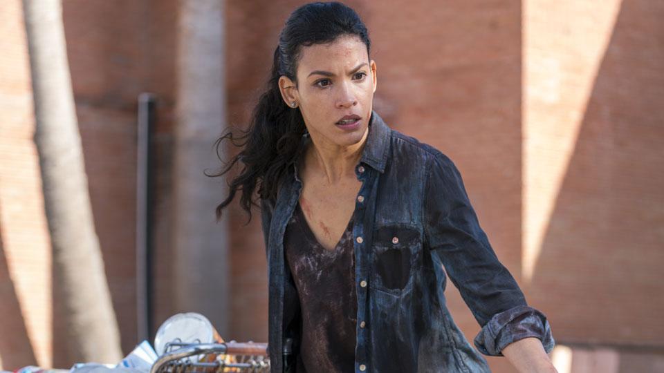 Luciana (Danay Garcia) en Episodio 9 Photo by Richard Foreman/AMC