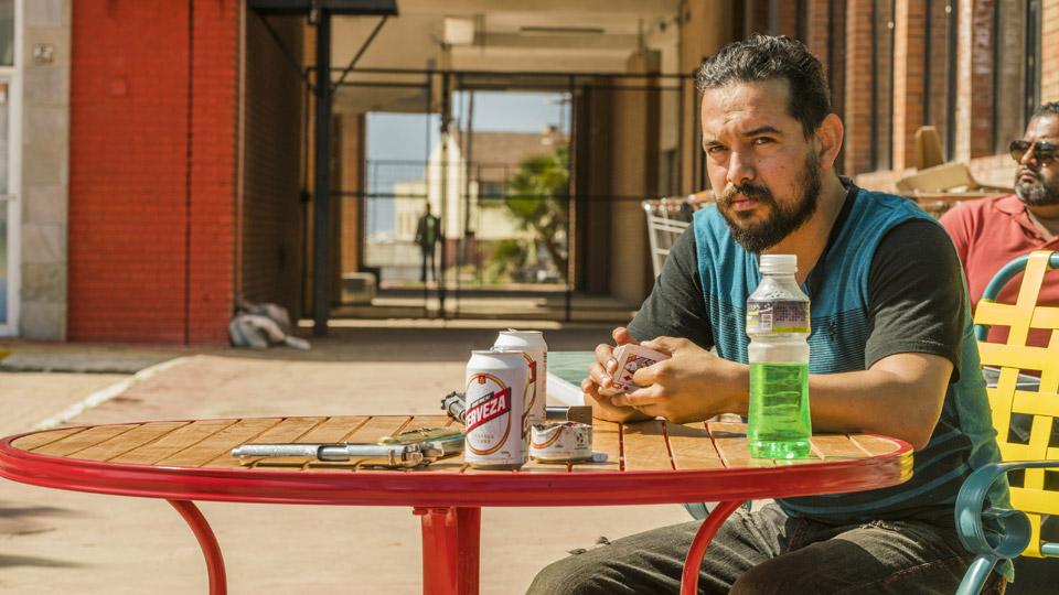 Marco Rodriguez (Alejandro Edda) en Episodio 9 Photo by Richard Foreman/AMC