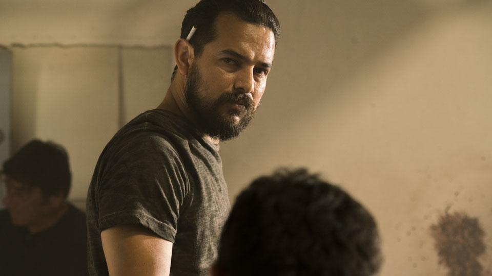 Marco Rodriguez (Alejandro Edda) en Episodio 12 Photo by Richard Foreman/AMC