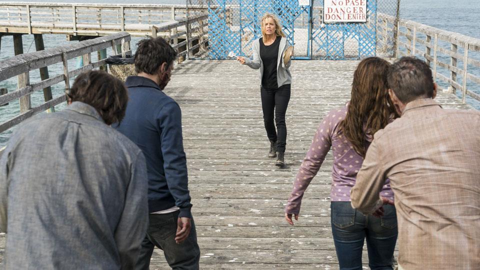 Madison Clark (Kim Dickens) en Episodio 11 Photo by Richard Foreman/AMC