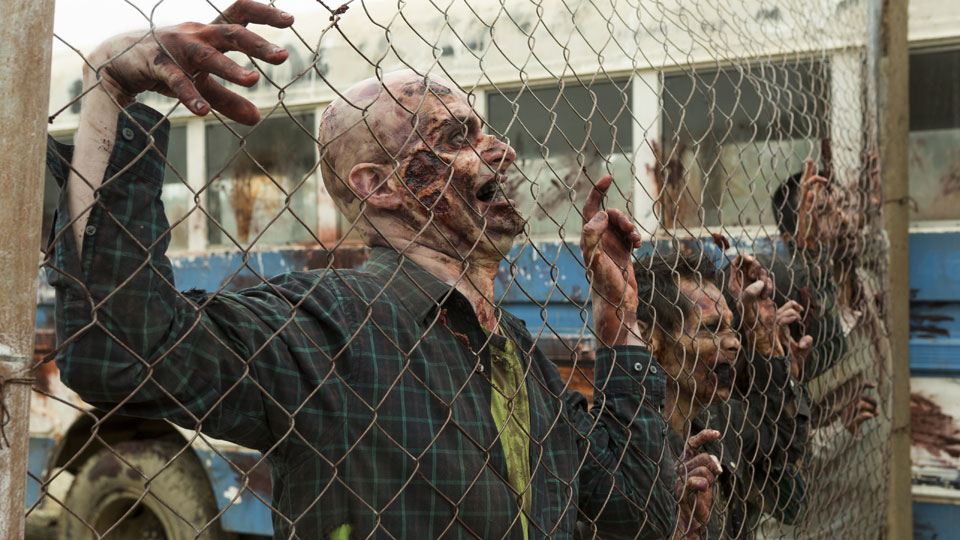 Infectados en Episodio 14 Photo by Richard Foreman/AMC
