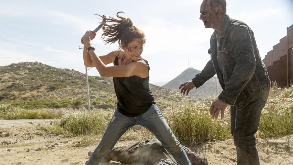Ofelia Salazar (Mercedes Mason) en Episodio 14 Photo by Richard Foreman/AMC