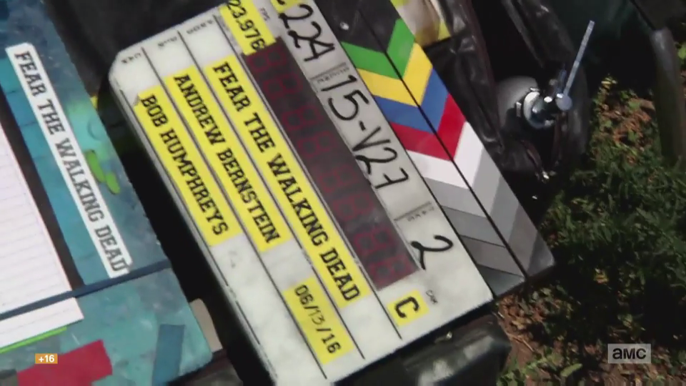 Making of 2x15