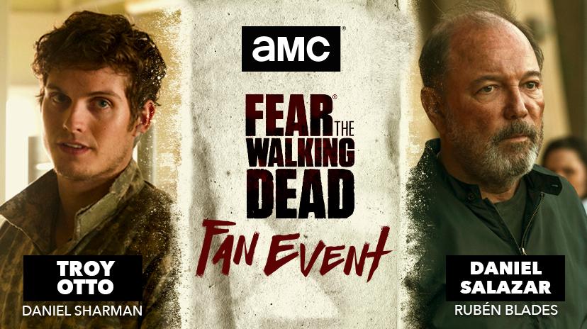 Fear the Walking Dead Fan Event 2017