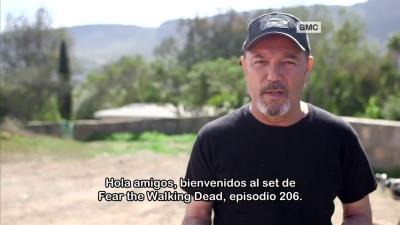 Fear the Walking Dead - Making Of Ep6