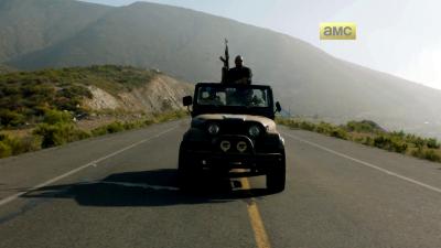 Fear the Walking Dead -  Teaser S02 Agosto