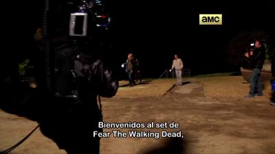 Fear the Walking Dead - Making Of S02 Ep2