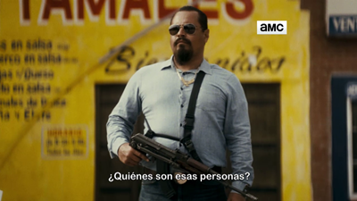 Fear the Walking Dead - Teaser Nosotros o Ellos