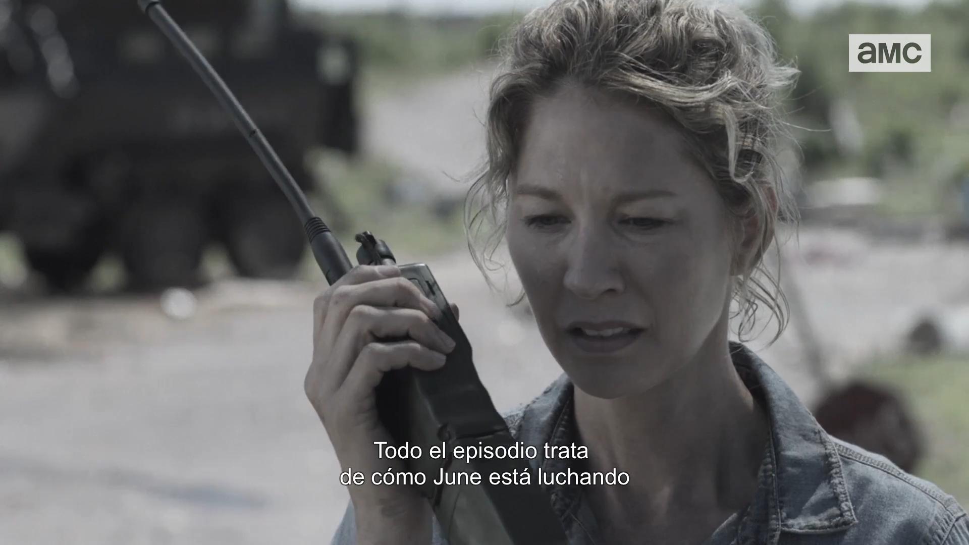 Fear The Walking Dead   Inside the Episode 4X12