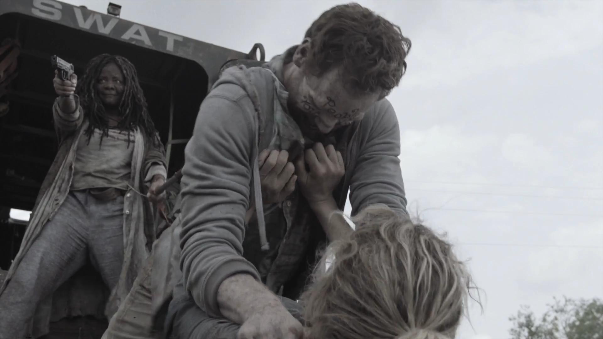 Fear The Walking Dead   Inside the Episode 4X14