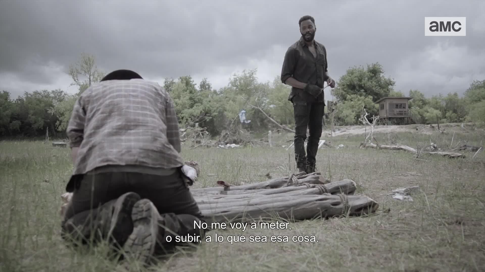Fear The Walking Dead   Sneak Peek 4 X 13  Blackjack