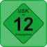 This game's German USK age rating is for players twelve years and above. Click here to visit the USK home page.