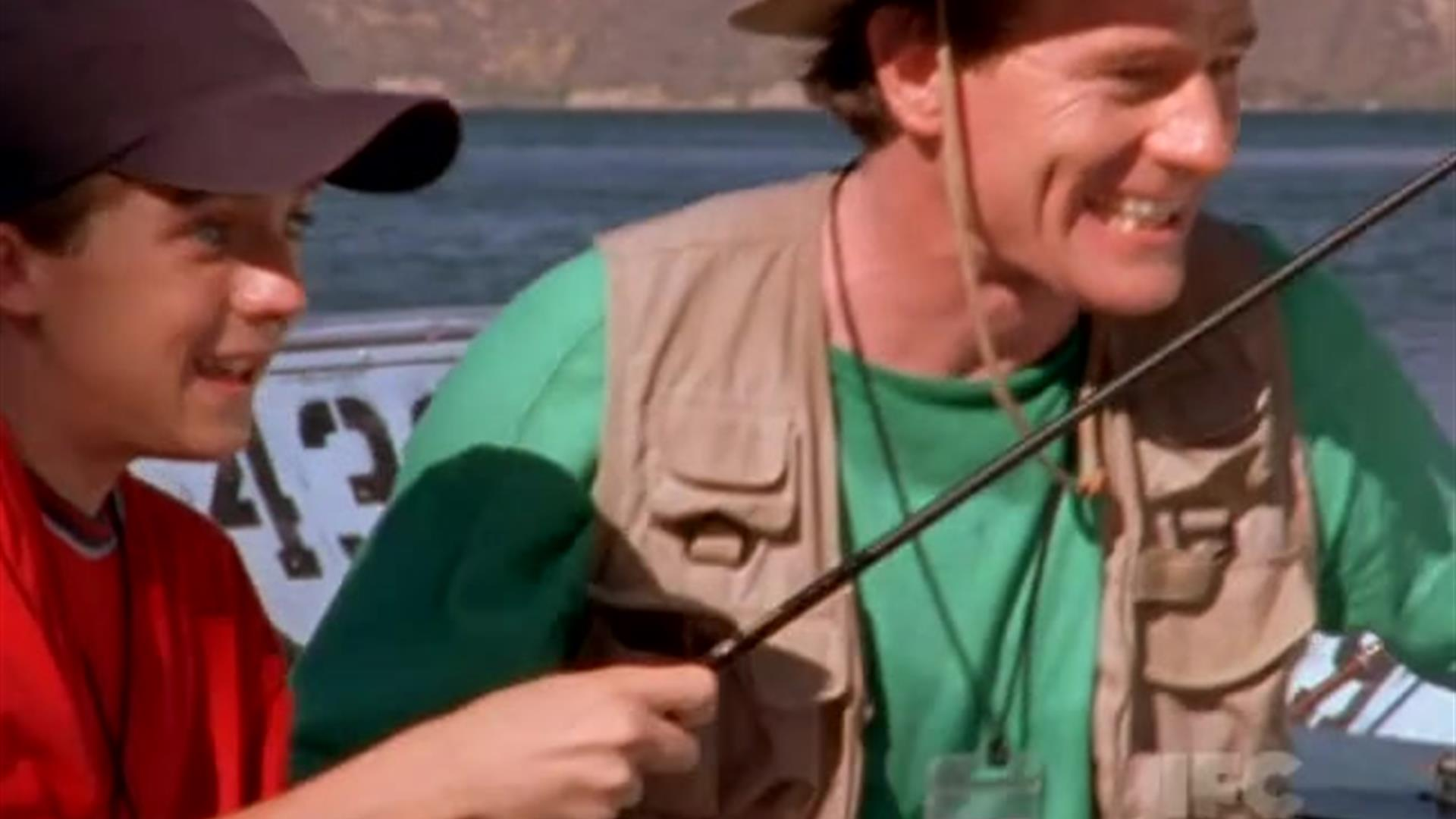 Malcolm In The Middle Gone Fishin Ifc