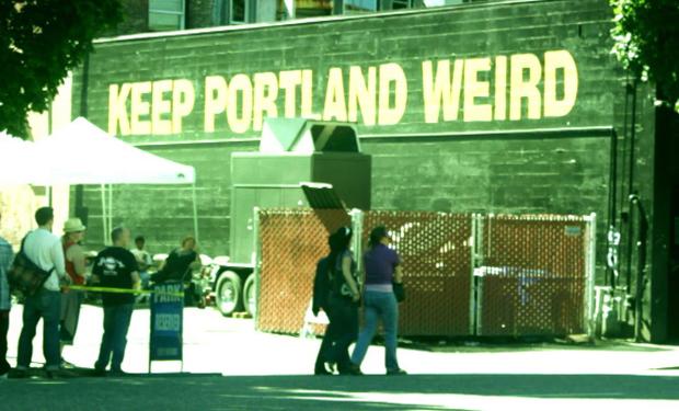 weirdportland