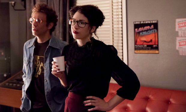 Fred Armisen, Carrie Brownstein, Jeff Tweedy