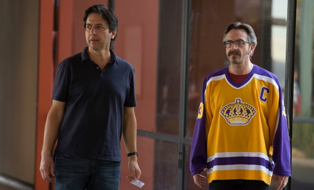 "Ray Romano and Marc Maron-""Maron""-Photo Credit: Chris Ragazzo/IFC ©2013"