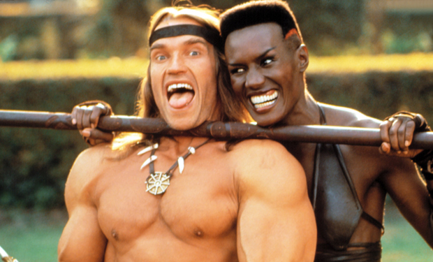 Conan The Destroyer Wilt Chamberlain The day s special Conan the