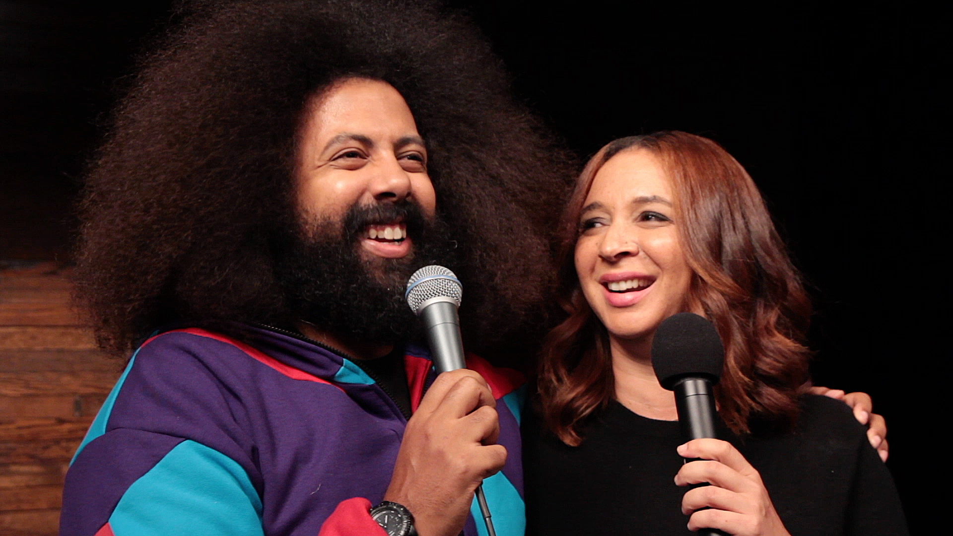 Maya Rudolph Opens Up About Being a Working Mother ...  Maya Rudolph Brother