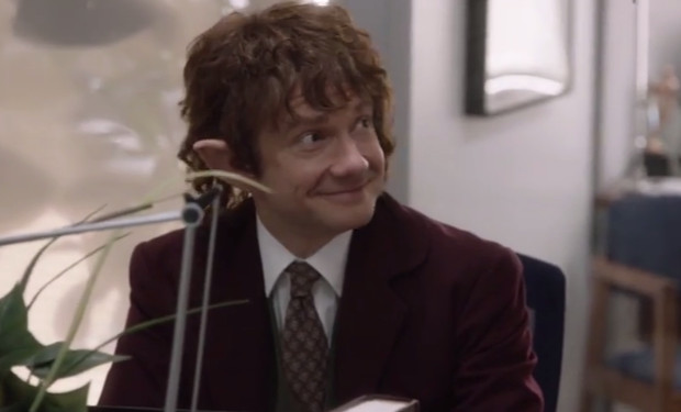 Hobbit The Office SNL