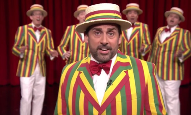Steve Carrell Ragtime Sexual Healing