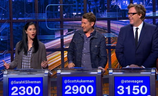 sarah-silverman-scott-aukerman-steve-agee-@midnight