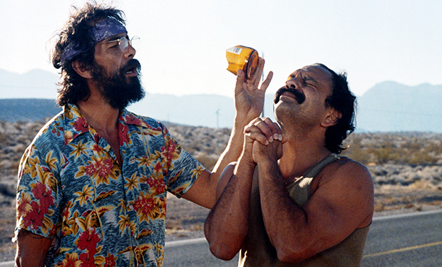 THINGS ARE TOUGH ALL OVER, Tommy Chong, Cheech Marin, 1982, (c) Columbia/courtesy Everett Collection