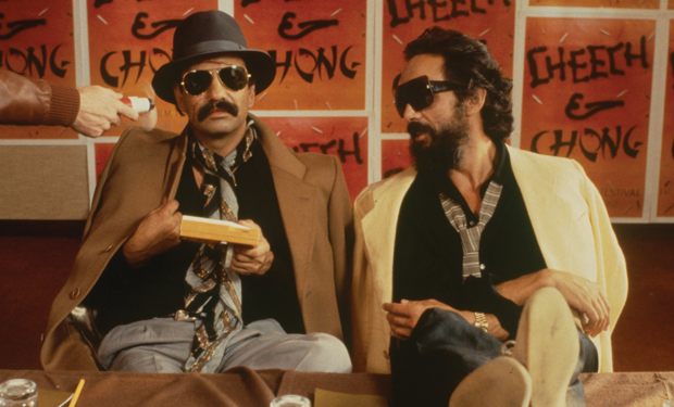 15 Pretty Chill Facts About Cheech Chong Still Smokin Ifc