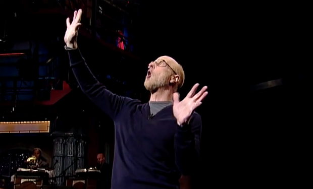 Chris Elliott David Letterman
