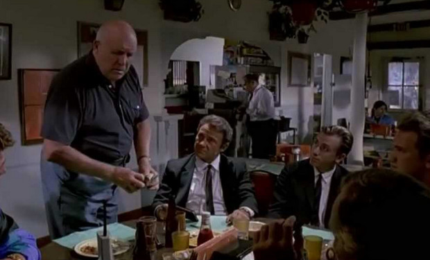 Reservoir Dogs Diner