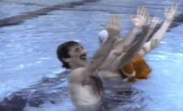 SNL Synchronized Swimming