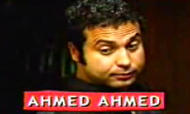 Ahmed Ahmed Punked