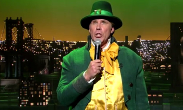 Will Ferrell Leprechaun