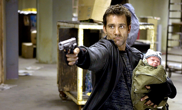 SHOOT 'EM UP, Clive Owen, 2007. ©New Line Cinema/courtesy Everett Collection