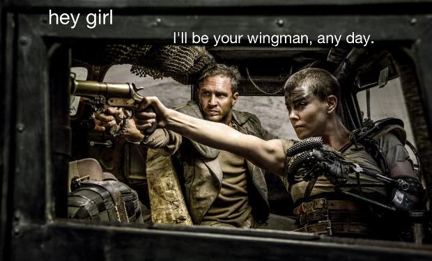 Feminist Mad Max