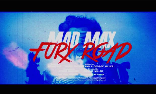 Mad Max 80s