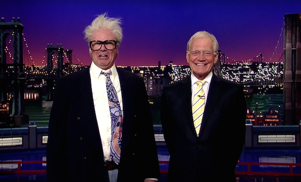 Will Ferrell as Harry Caray