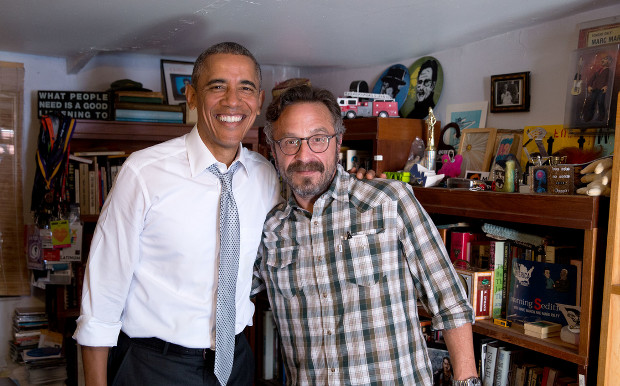 Marc Meets Obama 3