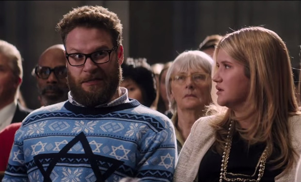 The Night Before   Official Red Band Trailer Seth Rogen