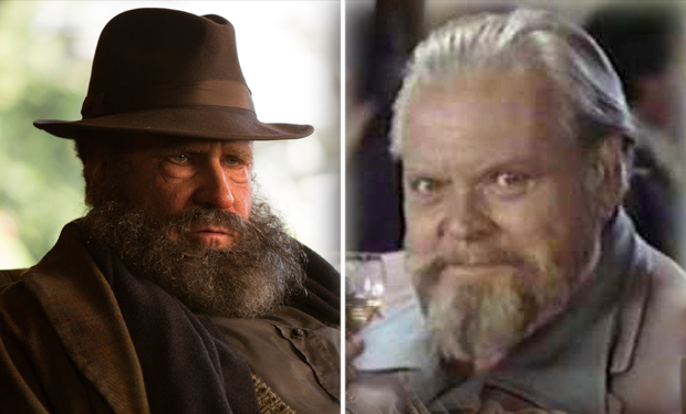 Eric Jonrosh Orson Welles
