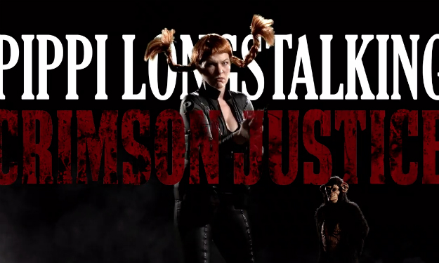 Pippi Longstocking Milla Jovovich