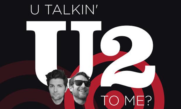 U Talkin' U2 To Me