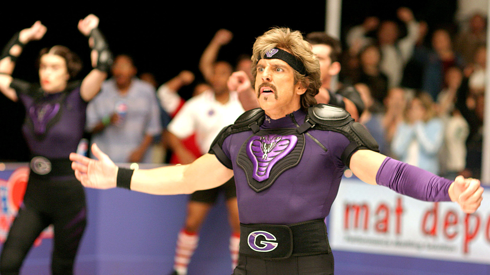 Fast In German >> 10 Things You Didn't Know About Dodgeball – IFC