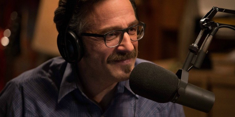 Marc Maron – Maron, Gallery Art – Photo Credit: Katrina Marcinowski / IFC.