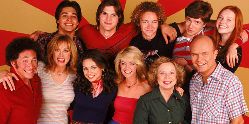 13 times that 70s show tackled history ifc