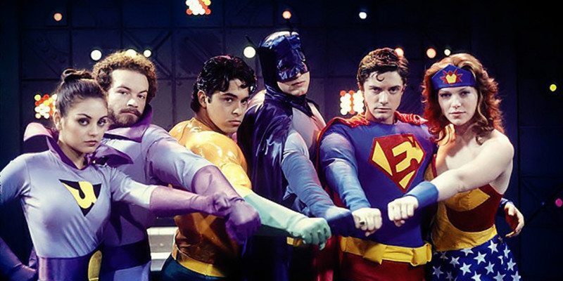 That 70s Show Superfriends