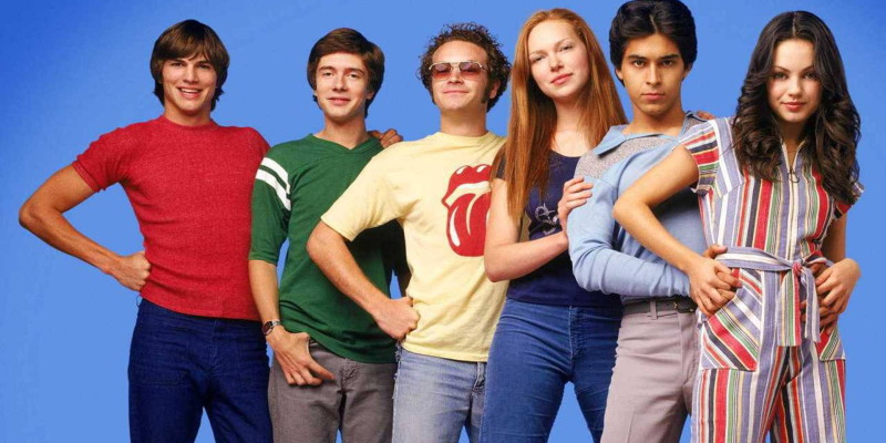 That 70s show hyde and jackie start hookup