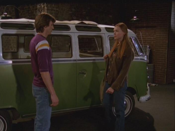 That 70s show van