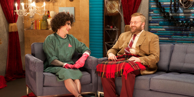 Comedy Bang Bang Rocky Horror