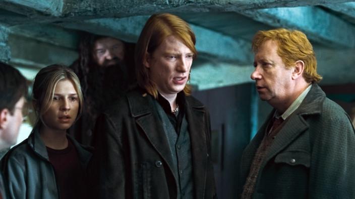 Domhnall Gleeson Harry Potter